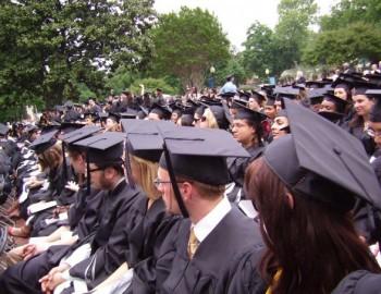 Georgetown Graduation